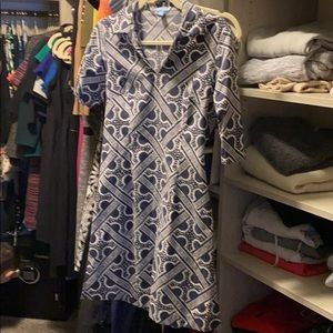 J. McLaughlin shirt dress 4